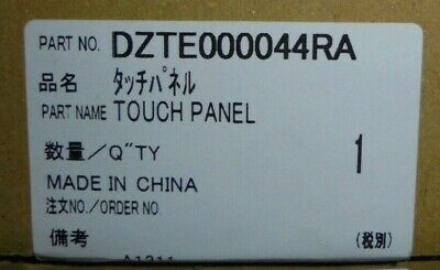 Touch Screen Panasonic WORKIO DP-8060 DZTE000044 DZTE000044R DZTE000044RA