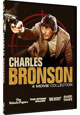 Charles Bronson 4 Movie Collection Charles Bronson DVD [Action & Adventure] NEW