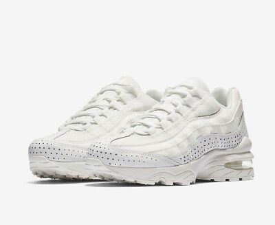official photos c86ad 6d7f9 Nike Air Max 95 SE GS Youth 922173-101 Summit White UK 3 EU 35.5