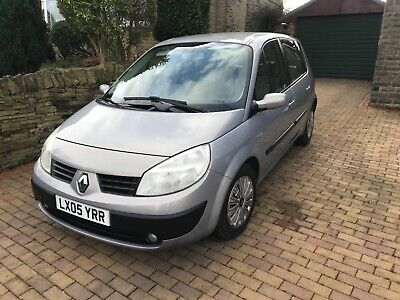 Renault Megane Scenic 1.6 Auto V/low Miles 37,000, Documented Service History