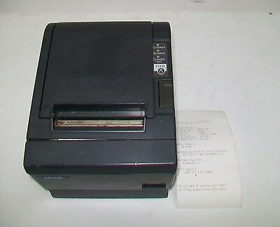 Epson TM-T88IIIP Point of Sale Thermal Printer Model M129C
