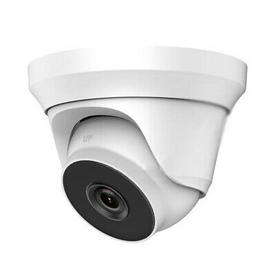 HiWatch 4MP White Dome Camera 40m IR With 2.8mm Lens