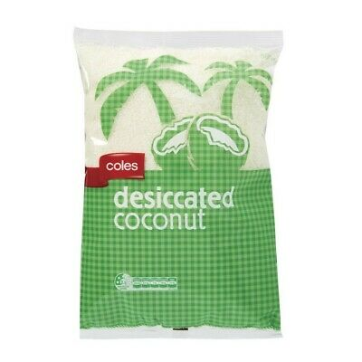 Coles Desiccated Coconut 500g