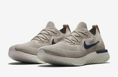 3601edab3810f Nike EPIC REACT FLYKNIT Diffused Taupe MENS RUNNING TRAINERS UK 11 EUR 46 £ 130