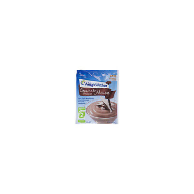 Weight Watchers Chocolate Flavoured Mousse Dessert Mix 20g