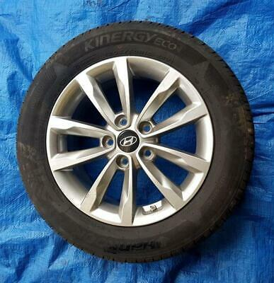 "Hyundai i40 16"" Alloy Wheel PCD 5x114.3mm 7Jx16 ET40 205/60R16 52910-3Z610"