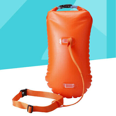 1PC Swim Buoy Safety Ultralight Light Dry Bag for Surfers Snorkelers Triathletes
