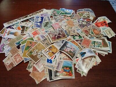 huge Collection lot 615 different stamps of Poland