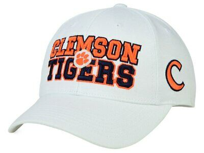 cheap for discount 13db7 7b8c1 Clemson Tigers Top of the World NCAA Teamwork Snapback Cap Hat - New with  Tags