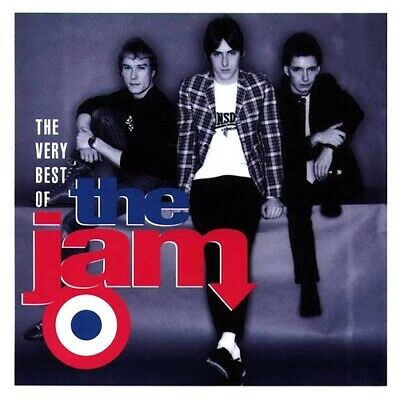 The Jam – Very Best Of 21 Track CD Album Greatest Hits Collection Paul Weller