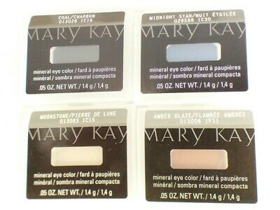 Mary Kay At Play Baked Eye Trio-Single Mineral Eye Colors / Eye Shadow Palettes