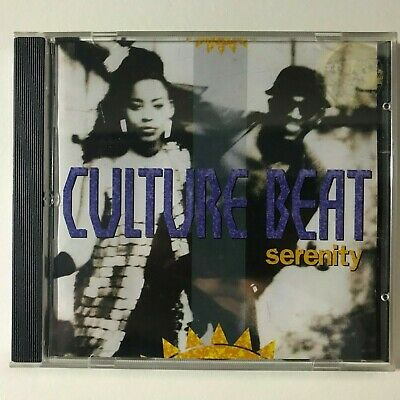 Culture Beat Serenity (DISC VERY GOOD) CD Music Album 01