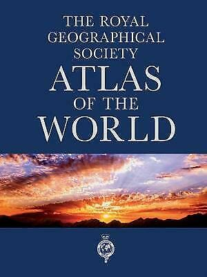 Philip's The Royal Geographical Society Atlas of the World by Octopus Publishing