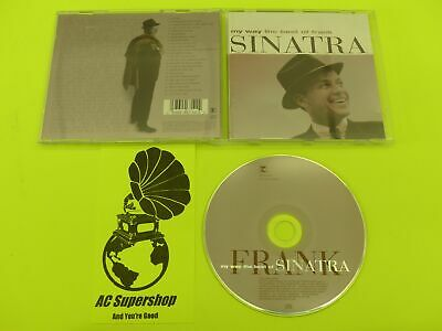 Frank Sinatra my way the best of Frank - CD Compact Disc