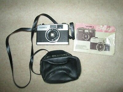 YASHICA 35 ME 35mm CAMERA - SPARES / REPAIRS NOT TESTED