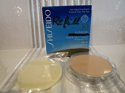 Shiseido Sheer And Perfect Compact (Refill) # O20 .35 Oz Boxed Read Details