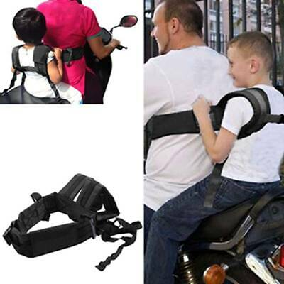 Motorcycle Baby Safety Seat Strap Belt Harness Chest Child Kids Protect Buckle