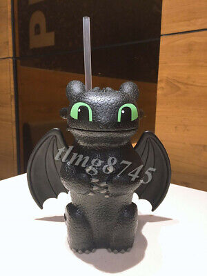 How To Train Your Dragon The Hidden World Toothless Cup Movie Exclusive Theater