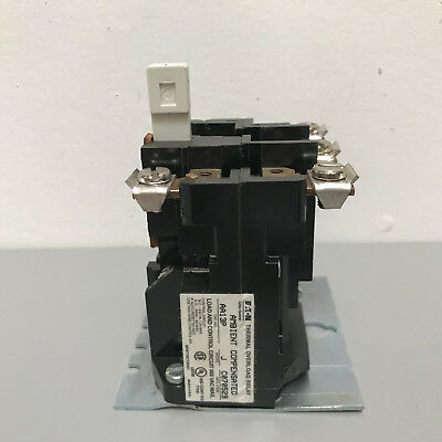 New Eaton Cutler-Hammer AA13P Model J Thermal Overload Relay Ambient Compensated