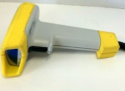Wasp Technologies QS6000 PLUS Handheld Wired PS2 Barcode Scanner