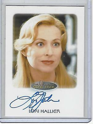 Women of Star Trek 2017 50th Anniversary Lori Hallier autograph