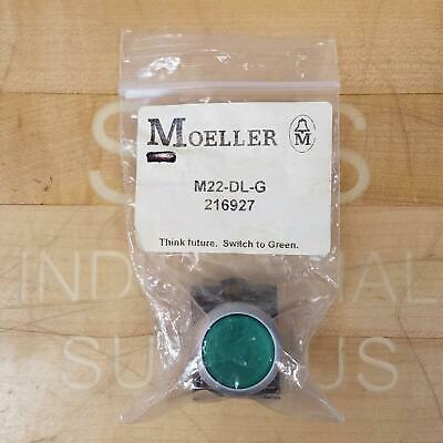 Moeller M22-DL-G Flush Momentary Push Button - NEW