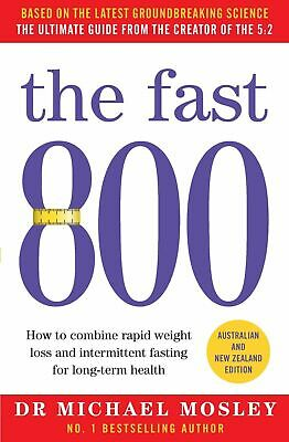 The Fast 800: Australian and New Zealand edition Paperback – 4 Jan 2019