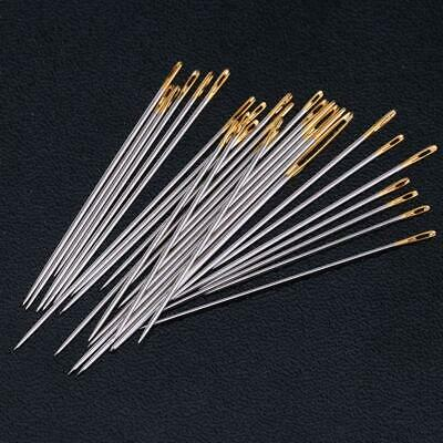 16Pcs/set Hand Sewing Needles Kit Household ​Leather Canvas Carpet Repair Tool