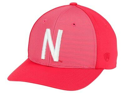 check out 8c1ae a8942 Nebraska Cornhuskers Top of the World NCAA Mist Snapback Cap Hat - New with  Tags