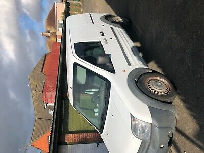 Ford transit connect 58 plate