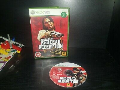 Red Dead Redemption (Microsoft Xbox 360, and Xbox One 2010)