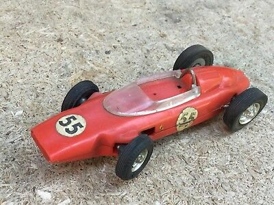 Vintage Ferrari Formula 1 Jouef Circuit For Playcraft  Made In France