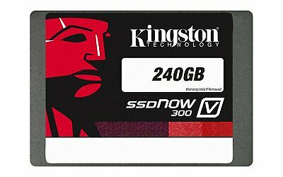 "New 240GB Kingston A400 SSD SATA 3 2.5"" Solid State Drive"
