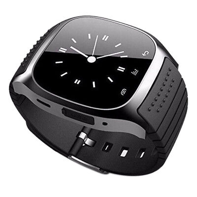 Mate Wrist Waterproof Bluetooth Smart Watch For Android HTC Samsung iPhone LJ