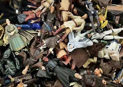 """Star Wars 3.75"""" Prequel Era Episode 1, 2 & 3 Action Figures Many To Choose From!"""