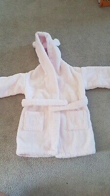 Little White Company Dressing Gown 6-12months