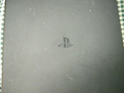 for parts Sony PlayStation 4 Slim 500GB Gaming Console - Black (CUH-2115A)