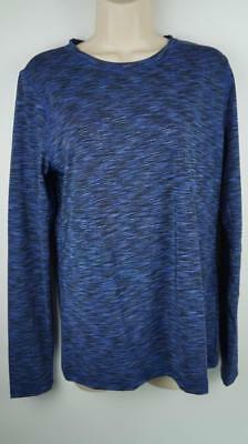"""NWT Women/'s Ideology /""""ID Warm/"""" Long Sleeve Work Out Top Retail $29.50 #5255"""