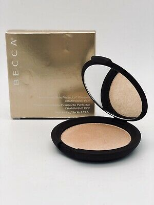 Becca Shimmering Skin Perfector Pressed Powder - Champagne Pop *READ**
