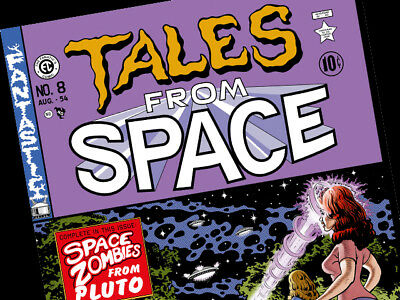 Back to the Future Tales from Space