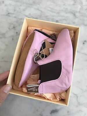 RM Williams Pink Baby Boots - BRAND NEW