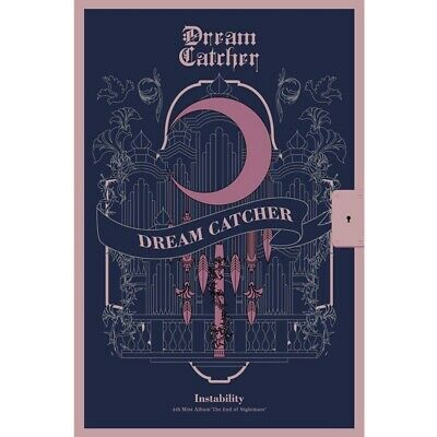 DREAM CATCHER [The End of Nightmare] 4th Mini Album INSTABILITY VER Sealed K-POP