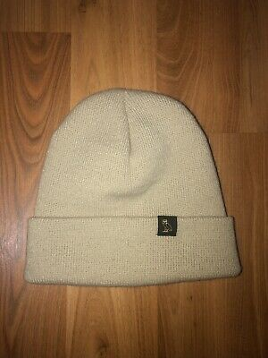 15044e966a2 Octobers Very Own OVO Beige Tan Beanie One Size 100% Authentic