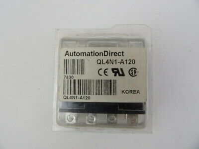 Automation Direct QL4N1-A120 120V AC Ice Cube Relay