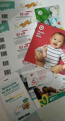 Target Baby Coupon Books Dr Brown Honest Boppy Huggies diapers