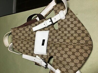 Gucci Authentic Baby Carrier In Fair Condition
