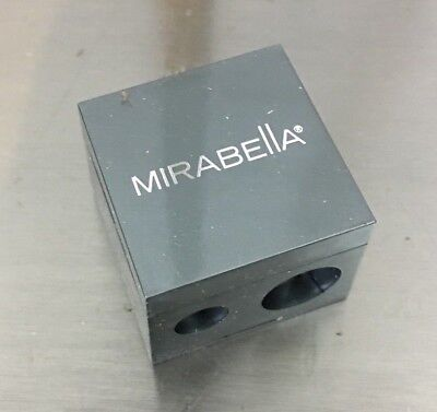 Mirabella Dual Blade Eye and Pencil Sharpener