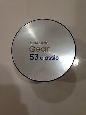 Samsung SM-R770NZSAXAR Gear S3 Classic Watch - FAST FREE Expedite Shipping