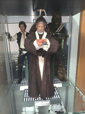 Hot Toys Star Wars: Episode IV A New Hope Obi-Wan Kenobi 1/6th scale Action...