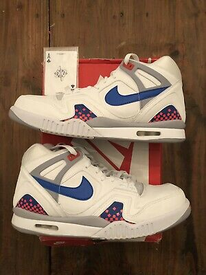 NIKE AIR TECH Challenge II 2 QS Pixel Cubed Size 12 667444 146 Agassi